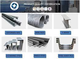 Gb Standard 1 58kg M 2 04kg M Steel Fence U Post Junnan Steel