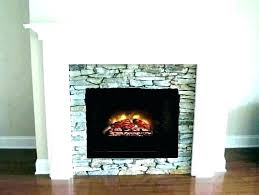 country style electric fireplace