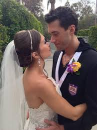 American Idol Alums Ace Young and Diana DeGarmo Tie the Knot