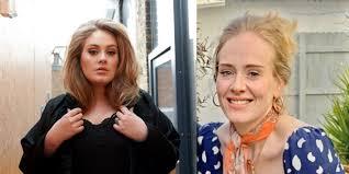 La cantante Adele perde 30 kg