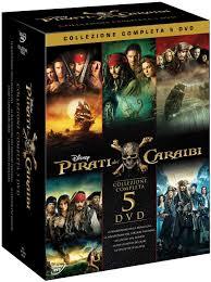 Film i pirati dei caraibi