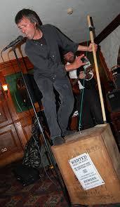 Thee Jenerators and The John Wesley Stone – De La Rue – 02/02/08 – Tommy  Girard