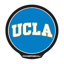 Powerdecal Pwr290201 Decal College Ucla Logo Backlit Led Round Blue Yellow White Black Plastic 4 5 Inch Diameter Walmart Canada