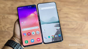 Best phones with edge displays: Samsung, OnePlus, Huawei, and more!