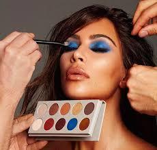 kkw beauty and mario dedivanovic makeup
