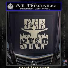 Dubstep Dj Decal Sticker A1 Decals