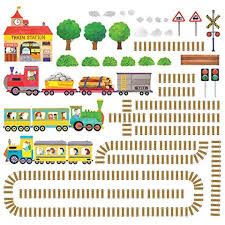 Train Wall Decals Walldecals Com