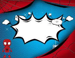 Tarjeta De Cumpleanos Spiderman Invitaciones Y Felicitaciones