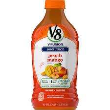 v8 peach mango 46 oz walmart