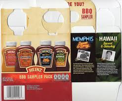 review heinz bbq sler pack