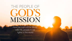 Image result for god's mission