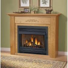 000 btu vent free natural gas fireplace