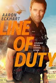 Aaron Eckhart stars in first trailer for action thriller Line of Duty