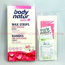 hair removal sensitive skin wax strips