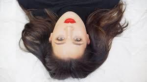 red lips free korean makeup