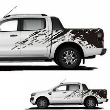 Car Truck Parts Sticker Cover Car Black Vinyl Decal For Ford Ranger Mk1 T6 Px2 Mk2 2012 2020 Blog Lomee Ng
