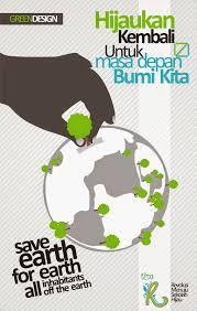 poster lingkungan mari menanam pohon desain poster poster gambar