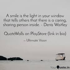 a smile is the light in y quotes writings by quotewalls
