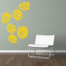 Pin By Callie Peterson On For The Home Wall Decals Yellow Wall Decals Diy Furniture Decor