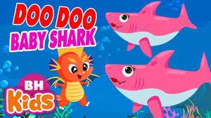 Baby Shark Doo Doo ♫ Bài Hát Tiếng Anh Cho Trẻ Em ♫ Nhạc Thiếu Nhi Vui Nhộn  - YouTube