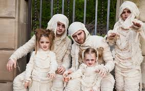 mummy costumes clic scary monster