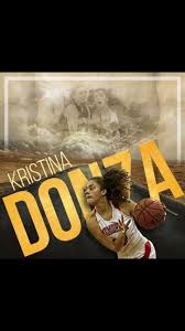 Image result for kristina donza basketball