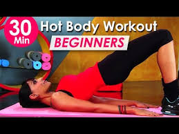 30 min total body workout for