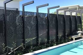 Safe Fool Pencing Panels Decorative Screens Direct