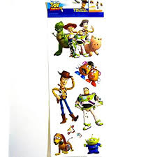Disney Pixar Toy Story 4 7 Wall Decals Kids Room Decor Completely Removable Woody Buzz Lightyear Buy Products Online With Ubuy Japan In Affordable Prices B07t9nj219