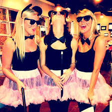 three blind mice costume makeup