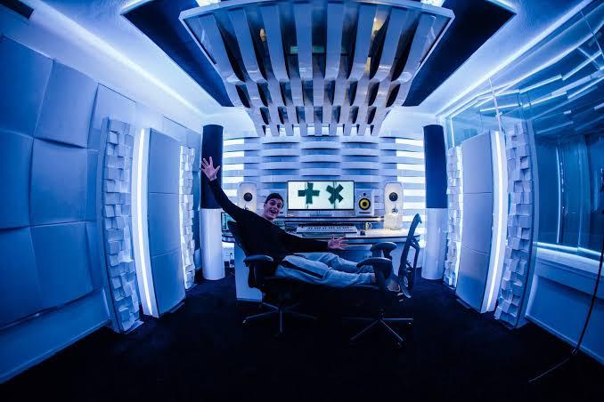 "Resultado de imagen de home studio martin garrix"""