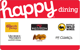 happy dining at gift card gallery by