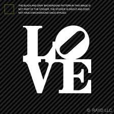 2x Love Park Sticker Die Cut Decal Self Adhesive Vinyl Philly Philadelphia Ebay