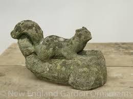 cast stone squirrel statue new