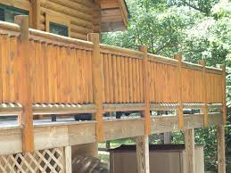 Diy Deck Railing Designs Horizontal Pre Made Home Depot Elements And Style Kits Inexpensive Ideas Systems Elevated Simple Crismatec Com