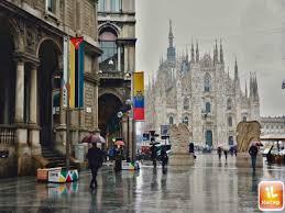 Meteo: MILANO, in Arrivo Piogge Intense e Temporali. PROSSIME ORE ...