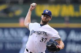 Milwaukee Brewers: Should Adrian Houser stay in the rotation?