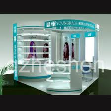 china fashion acrylic cosmetic display