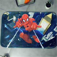 Disney Cartoon Avengers Spider Man Mouse Door Mat Kids Boys Girls Game Mat Bedroom Kitchen Carpet Indoor Bathroom Mat Rug Aliexpress