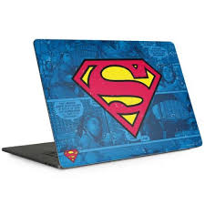 Superman Logo Macbook Pro 15 Skin Skinit