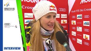 "Fanny Smith | ""It was real Ski Cross"" | Blue Mountain | Ladies' SX ..."