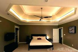 tray ceiling paint colors bedroom ideas