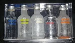 absolut orted flavors gift pack 5pk