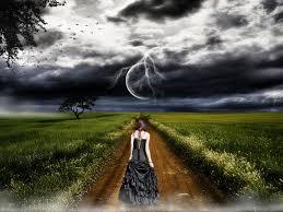 walking sad alone love s high