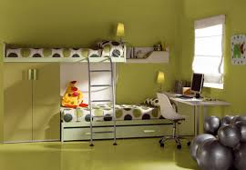20 Cool Green Kids Rooms To Inspire Kidsomania