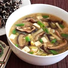 Chinese Hot and Sour Soup ...