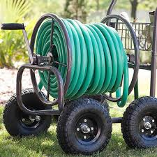 garden hoses and watering accessories