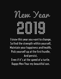 happy new year quotes new year messages for son