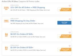 find gifts n ideas promo codes