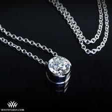i heart you choosing a diamond pendant